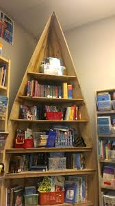 Canoe Shaped Bookshelf 13 Bookshelves That Will Blow Your Mind