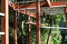 become a ninja warrior u2013 backyard training system