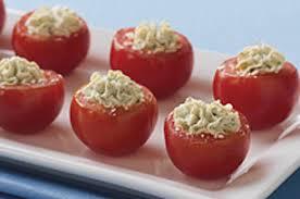 cuisiner des tomates cerises tomates cerises farcies kraft canada