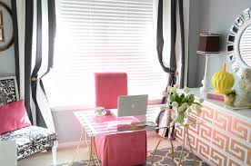 Brown And White Striped Curtains Decorations Interesting Black And White Striped Curtains For