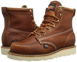 s boots amazon amazon com thorogood s 814 4200 heritage 6 moc toe
