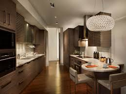 modern galley kitchen ideas sophisticated modern galley kitchen contemporary philadelphia by