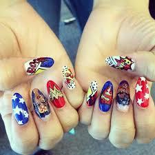 best 25 superhero nails ideas on pinterest superman nails