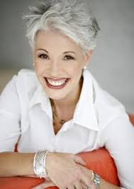 hairstyles for young women with gray hair this hair style is for the young at heart not the perfectionist