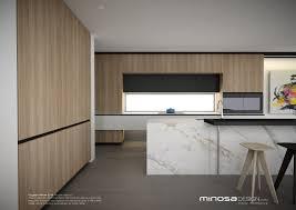 modern kitchen designs sydney minosa kitchen design scullery laundry connected spaces design