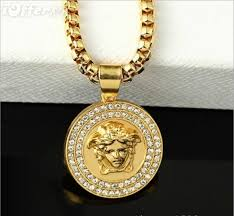 hip hop jewelry necklace images New mens 18k gold necklace hip hop jewelry f for sale jpg
