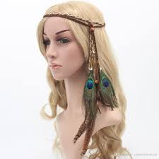 bohemian hair accessories 2018 bohemian style fashion indian style headbands women
