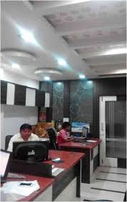 interior designer in indore commercial office building planning and interiors in indore by