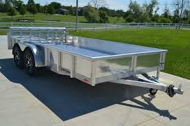 utility trailers autd s series sport haven