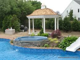 build a pool house belvedere pavilion homestead structures