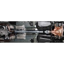 2015 mustang transmission dynotech ms15 3 5 mustang aluminum 1 pc driveshaft gt 2015 2017