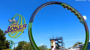 Batman Ride Six Flags Over Georgia Six Flags Adds New Rides For 2015 Atlanta News Weather And Traffic