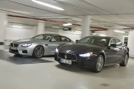 maserati ghibli vs bmw 5 series maserati ghibli vs bmw m6 gran coupé