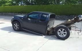 the fixer my nissan navara pick up snapped in half updated