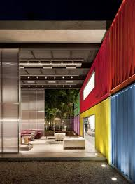 22 most beautiful houses made from shipping containers ships