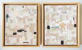 diy floating canvas frames