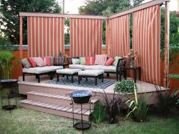 Cheap Backyard Deck Ideas Hassle Free Deck Decorating Ideas For Home Curb Appeal