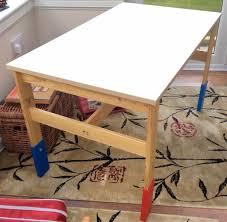 ikea adjustable height desk ikea sansad adjustable height table in liberton edinburgh gumtree
