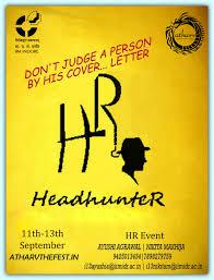 headhunter u2013 don u0027t judge a person by their cover u2026letter