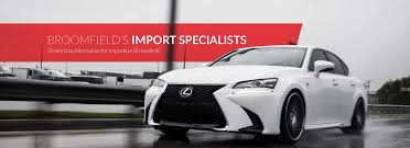 lexus in westminster co broomfield auto repair fine tuned automotive
