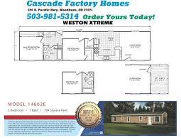 weston xtreme floor plan 14602e weston xtreme floor plan