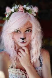 Deer Halloween Costume Women 65 Animal Inspired Halloween Costumes Brit Halloweiner