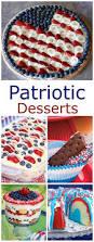 Last Minute 4th Of July Dessert Ideas Patriotic Desserts