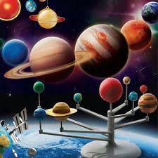 solar system model ebay