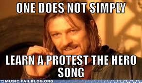 Boromir Memes - you will surely perish music music fails