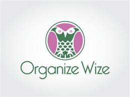 123 elegant upmarket logo designs for organize wize a business in