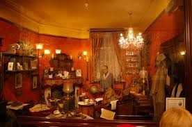 restaurant le bureau le bureau reconstitué picture of the sherlock house