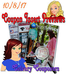 Revlon Hair Color Coupons Sunday Coupon Insert Preview For October 8 2017 Calvary