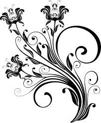 floral ornament vector royalty free stock photos image 8094438