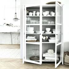 Media Cabinets With Glass Doors Multimedia Cabinet With Glass Door Fascinating White Media Cabinet