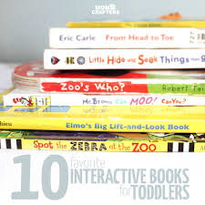 Bookshelf For Toddlers Favorite Interactive Books For Toddlers