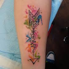 56 most beautiful arrow tattoos designs that are trending nowadays