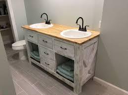farmhouse bathroom ideas farmhouse bathroom vanity ideas benefit 36 inch farmhouse bathroom