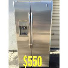 Best Cabinet Depth Refrigerator by Best Ge Arctica Counter Depth Refrigerator For Sale In Temecula