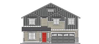 Floorplan Com by Cbh Homes Columbia 2530 Floor Plan