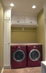 small laundry rooms enlarged laundry room u0026 new mudroom lockers