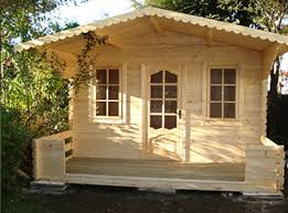 Summer Houses For Garden - traditional round log cabins garages garden offices and latvian