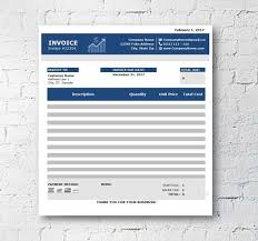 printable invoice template excel business invoice template excel spreadsheet custom
