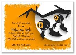 kids halloween invitations kid u0027s halloween birthday invitations