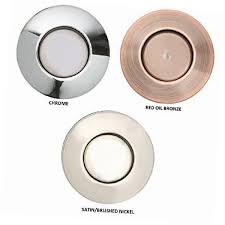 insinkerator sink top switch sink top push button replacement for insinkerator air switch garbage