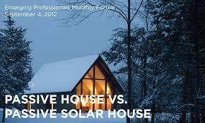 ep september forum passive house vs passive solar house urban