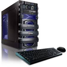 black friday gaming pc deals amazon com cybertron pc 5150 unleashed ii gm2223a desktop blue