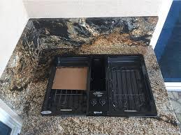 outside kitchen countertop ideas