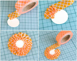 things to do with washi tape celebrate the little things diy washi tape ribbons oh my handmade