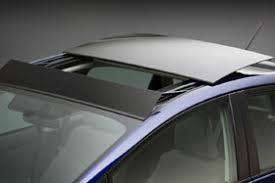 toyota prius moonroof 2010 prius detail will get 49 mpg highway rating