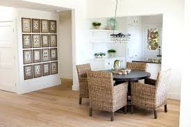 Rattan Dining Room Chairs White Wicker Dining Table And Chairs Rattan Dining Table And